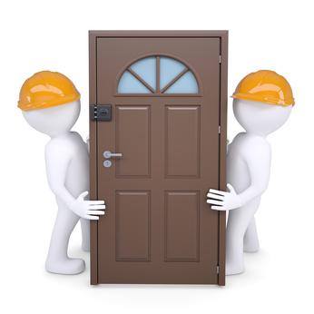 Richtiges einbauen von Innentüren