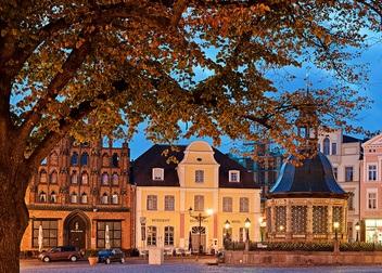 Marktplatz Wismar