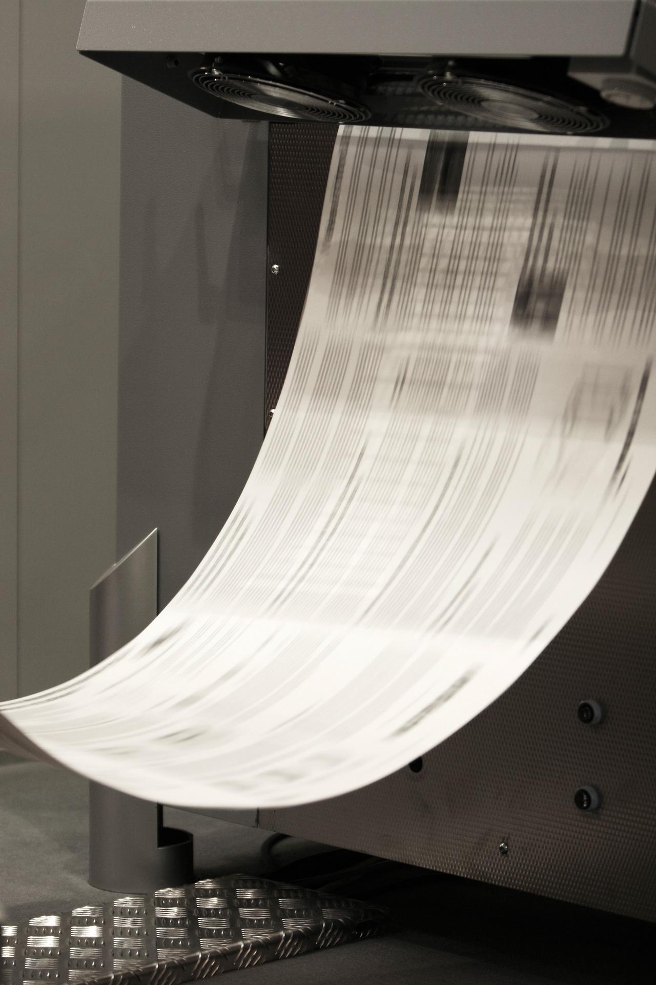 Das Einmaleins des Broschüren-Drucks